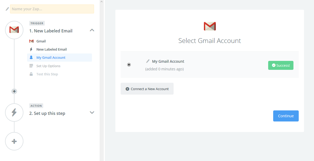 Integration Case Study: Email to App - Fusioo Guide