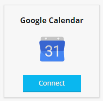 connect google calendar