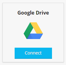 connect google drive