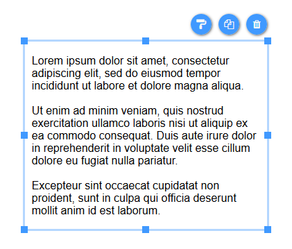 Text Component
