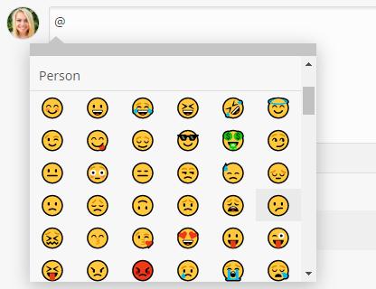 Record Emojis